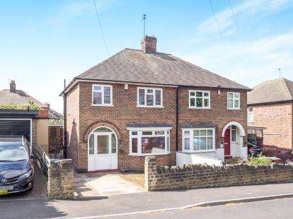 3 Bedrooms Semi Detached House for sale in Dakeyne Street, Nottingham, Nottinghamshire