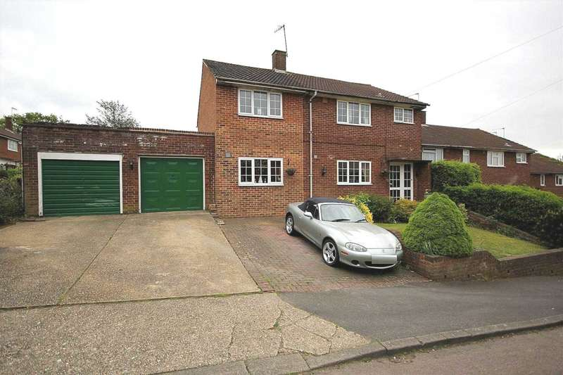 4 Bedrooms End Of Terrace House for sale in 4 BED HOUSE WITH BUILDING PLOT (STNP), HP3