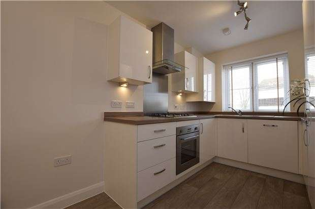 3 Bedrooms Semi Detached House for sale in Burton House type, Charlotte Mews, Heath Rise, BRISTOL, BS30 8DD