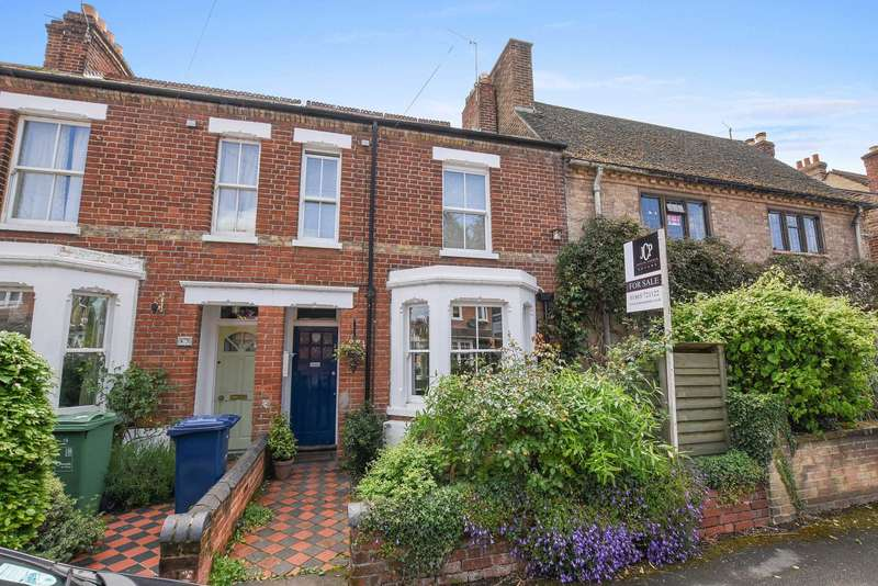 3 Bedrooms Terraced House for sale in Sunningwell Road, New Hinksey.