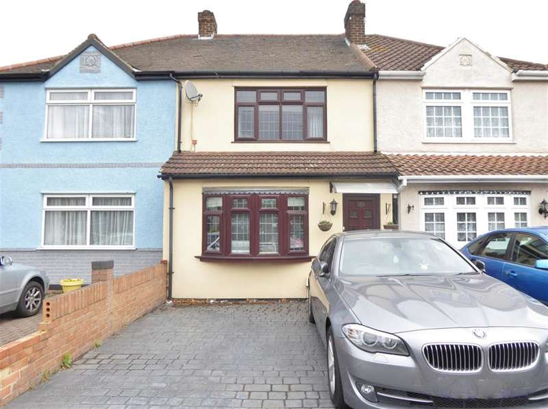 3 Bedrooms Terraced House for sale in Long Lane, Bexleyheath, Kent, DA7 5AN