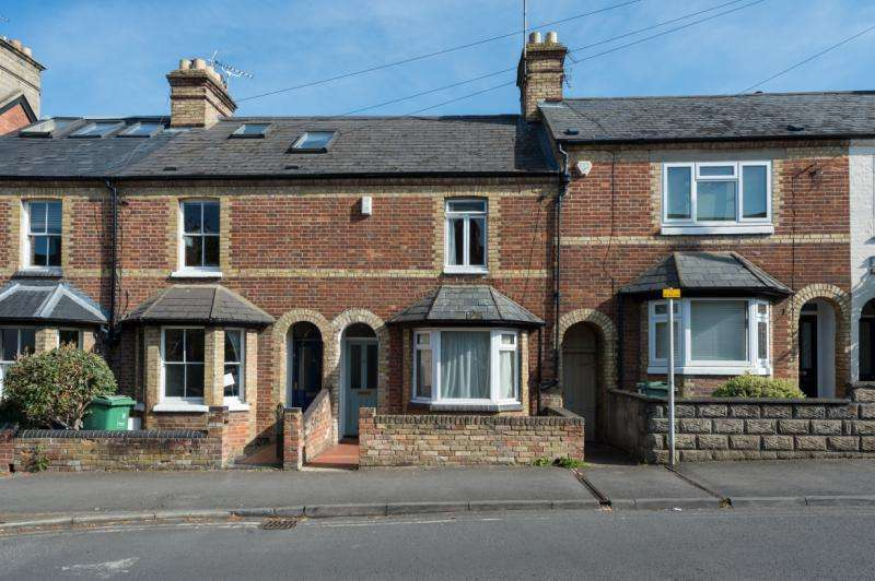 2 Bedrooms Terraced House for sale in Crescent Road, Cowley, Oxford