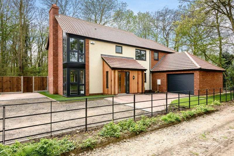 4 Bedrooms Detached House for sale in Plot 4 Loke Side House, The Common, Swardeston, Norwich, NR14