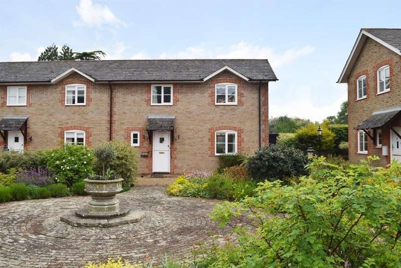 2 Bedrooms End Of Terrace House for sale in Bramley Park Court, Park Drive, Bramley GU5 0JZ