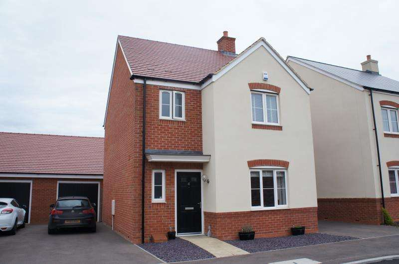 3 Bedrooms Detached House for sale in Smallbrook, Cranfield, Bedfordshire