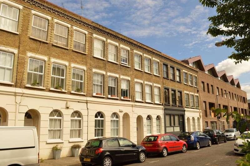 1 Bedroom Flat for sale in Wadeson Street, Tower Hamlets, London E2