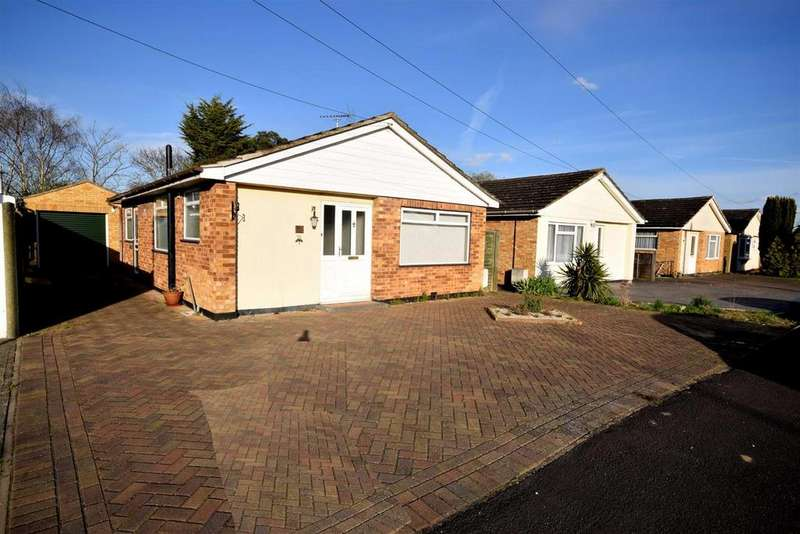 2 Bedrooms Bungalow for sale in Churchill Road, Tiptree