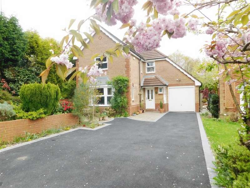 4 Bedrooms Detached House for sale in Old Bank Close, Bredbury, Stockport