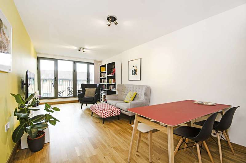 3 Bedrooms Flat for sale in Stean Street, Haggerston, E8