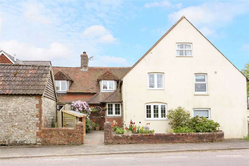 4 Bedrooms Terraced House for sale in Stanley Cottages, The Street, Binsted, Alton, GU34