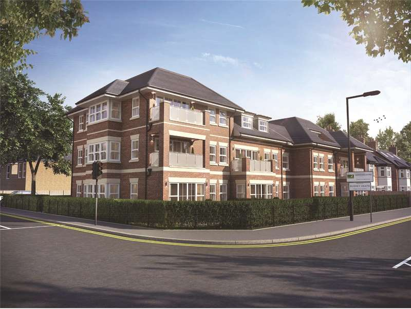 2 Bedrooms Flat for sale in Alpine House, High Road, Bushey Heath, Hertfordshire, WD23