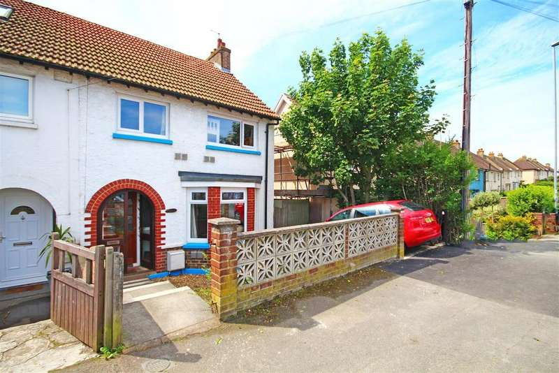 3 Bedrooms End Of Terrace House for sale in Shelldale Road, Portslade, Brighton