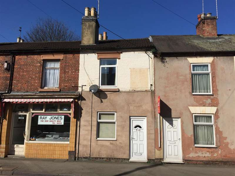 1 Bedroom Property for sale in Uxbridge Street, Burton-On-Trent