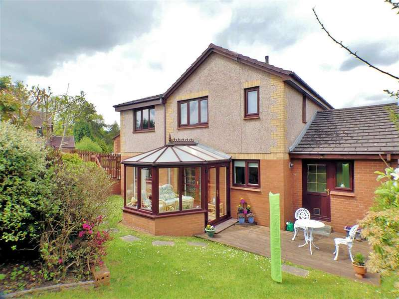 5 Bedrooms Detached House for sale in Mardale, Stewartfield, EAST KILBRIDE