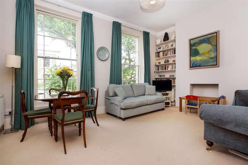 2 Bedrooms Maisonette Flat for sale in Francis Terrace, London