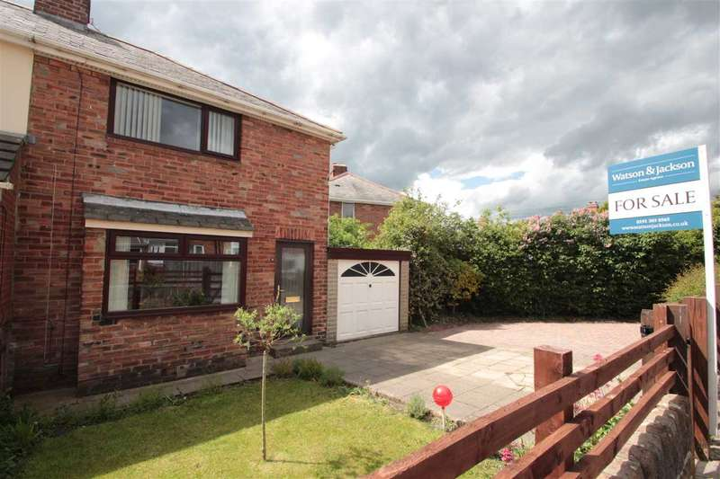2 Bedrooms Semi Detached House for sale in South Street, South Pelaw,Chester Le Street