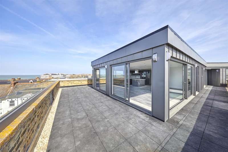 4 Bedrooms Penthouse Flat for sale in Former Nurses Residence, Canterbury Road, Margate