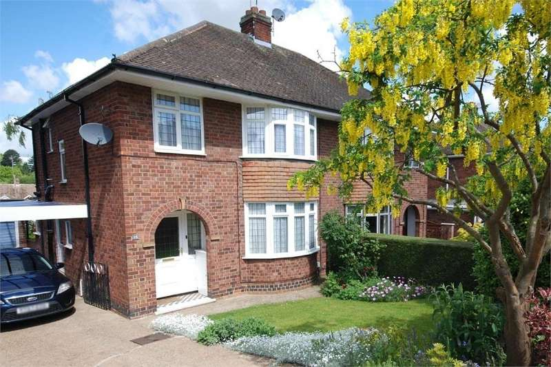3 Bedrooms Semi Detached House for sale in Dewar Grove, Hillmorton, RUGBY, Warwickshire