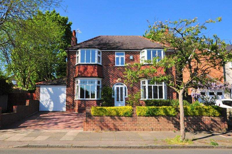 3 Bedrooms Detached House for sale in Norman Avenue, Birmingham