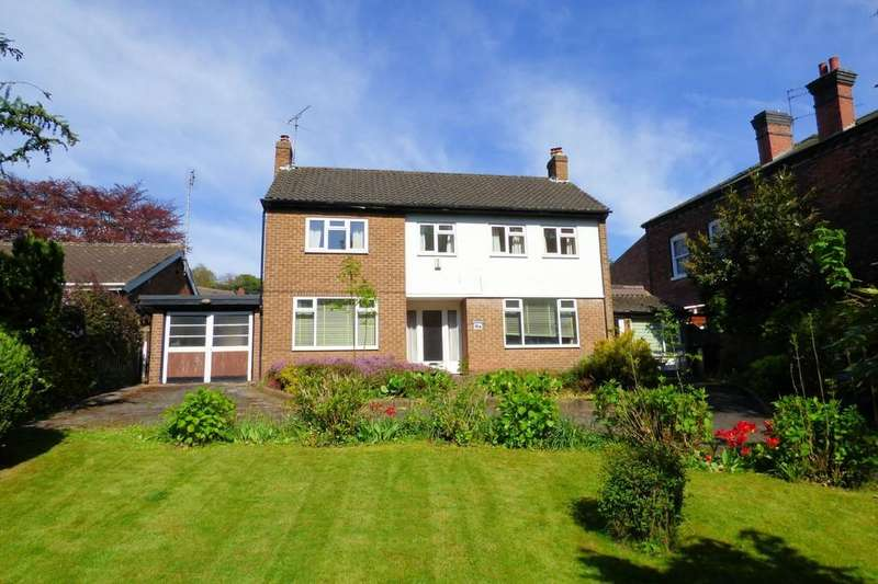 3 Bedrooms Detached House for sale in Stapenhill Road, Burton-Upon-Trent
