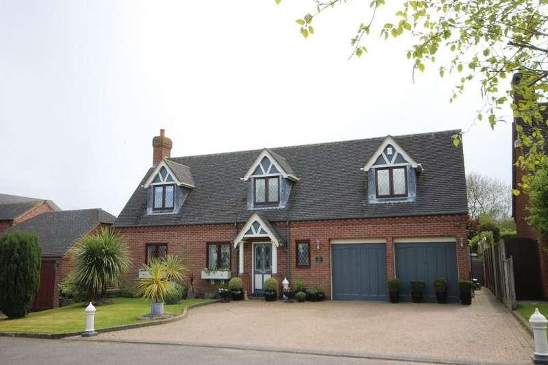 4 Bedrooms Detached House for sale in Orton Lane, Norton Juxta Twycross