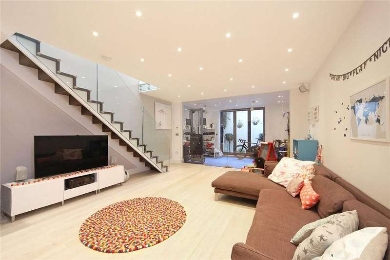 5 Bedrooms House for sale in Inglethorpe Street, London, SW6