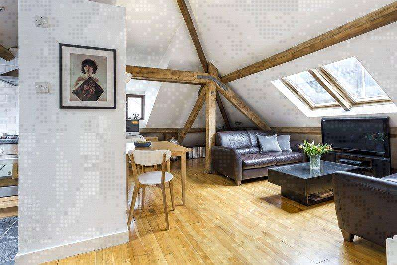 2 Bedrooms Apartment Flat for sale in Granary House, 2 Hope Wharf, London, SE16