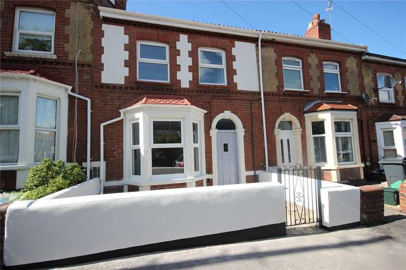 2 Bedrooms Terraced House for sale in Worcester Road, Kingswood, Bristol, BS15