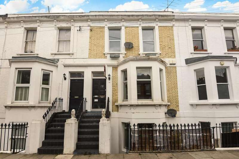 1 Bedroom Flat for sale in Anselm Road, Fulham, SW6