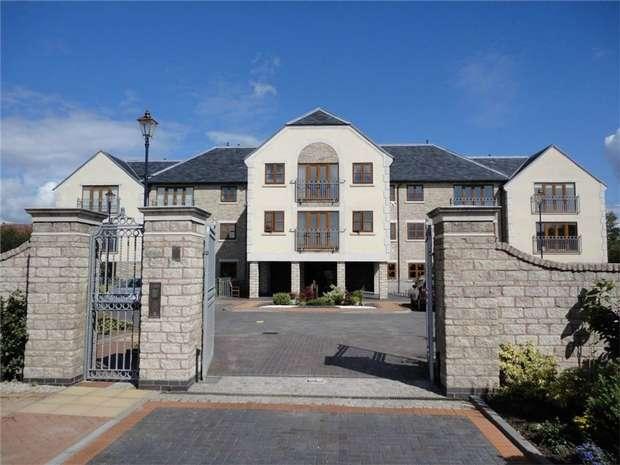 2 Bedrooms Flat for sale in Arbury Mansion, Arbury Garth, Nuneaton, Warwickshire