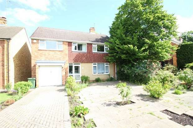 4 Bedrooms Detached House for sale in Broad Street, GUILDFORD, Surrey