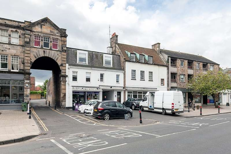3 Bedrooms Duplex Flat for sale in High Street, Musselburgh, East Lothian, EH21 7AG