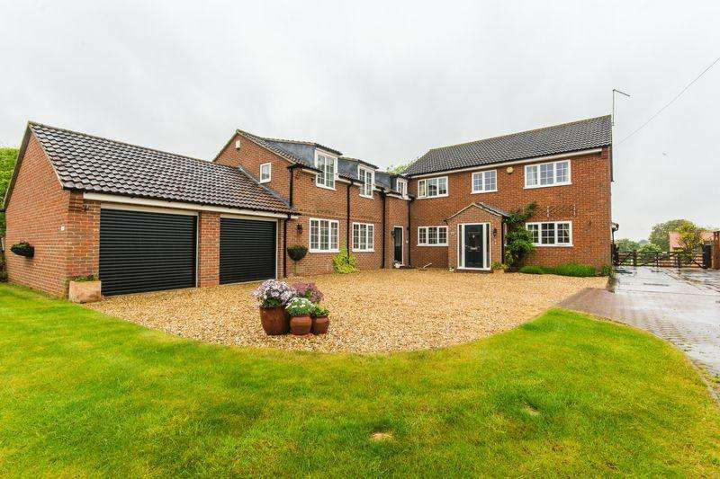 5 Bedrooms Detached House for sale in Wharf Court, Misterton, DN10