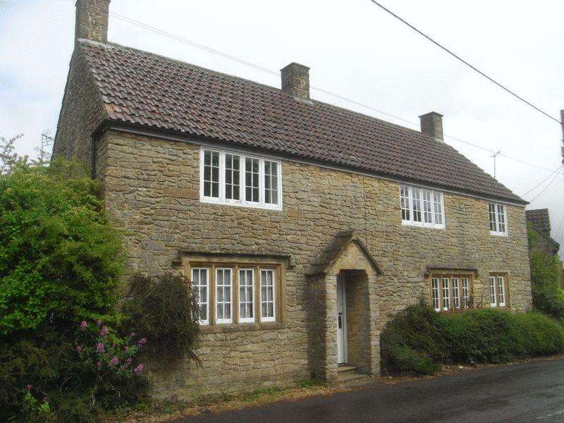 3 Bedrooms Detached House for sale in North Street, Haselbury Plucknett