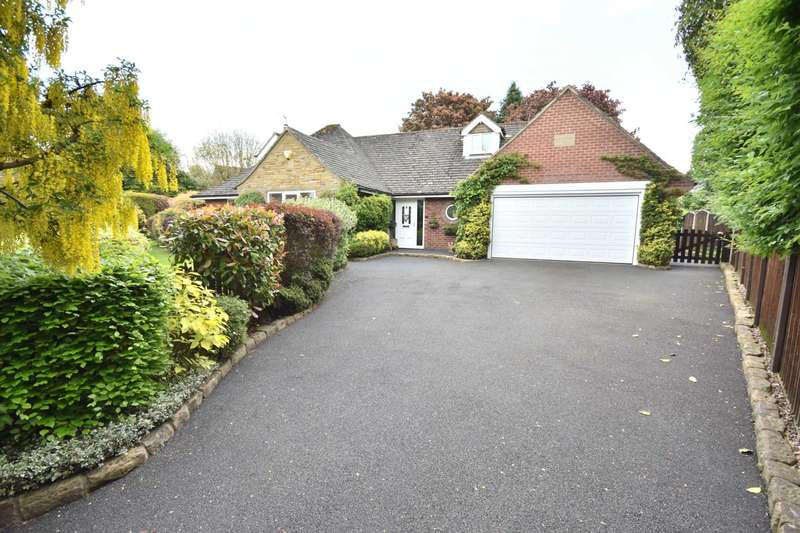 4 Bedrooms Detached Bungalow for sale in ANGLESEY DRIVE, POYNTON