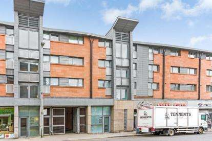 2 Bedrooms Flat for sale in Dumbarton Road, Partick
