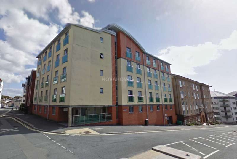 1 Bedroom Studio Flat for sale in Mayfair House, Regent Street, Plymouth