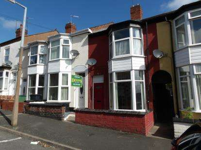 3 Bedrooms Terraced House for sale in Parkhill Road, Smethwick, West Midlands