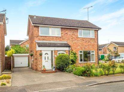 3 Bedrooms Detached House for sale in Coltishall, Norwich, Norfolk