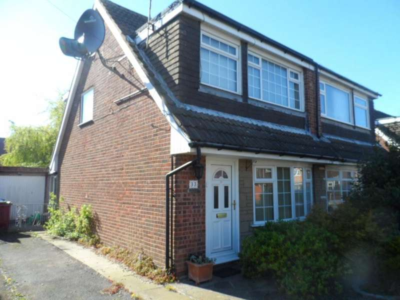 3 Bedrooms Semi Detached House for sale in Valentia Road, Blackpool, FY2 0RN