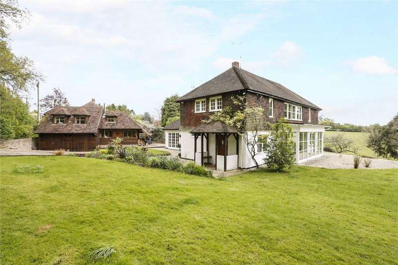 5 Bedrooms Detached House for sale in Catslip, Nettlebed, Henley-on-Thames, Oxfordshire, RG9