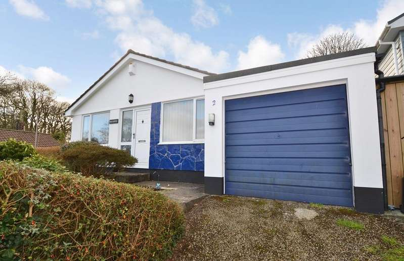 2 Bedrooms Detached Bungalow for sale in Ponsanooth, Truro