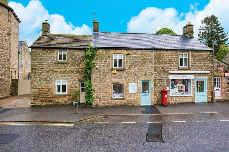 4 Bedrooms Cottage House for sale in Church Cottage Church Street Baslow DE45 1RF