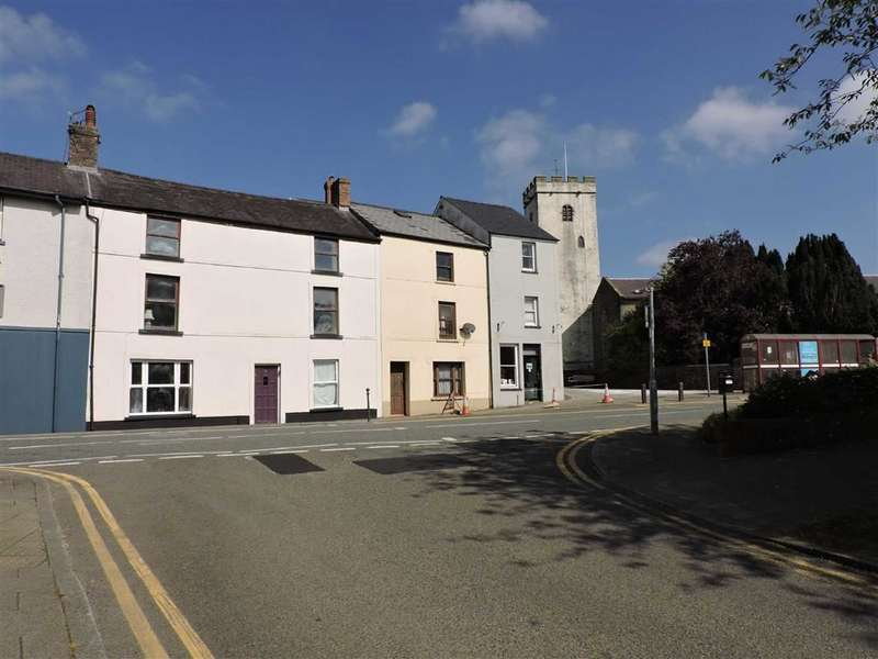 4 Bedrooms Property for sale in Spilman Street, Carmarthen
