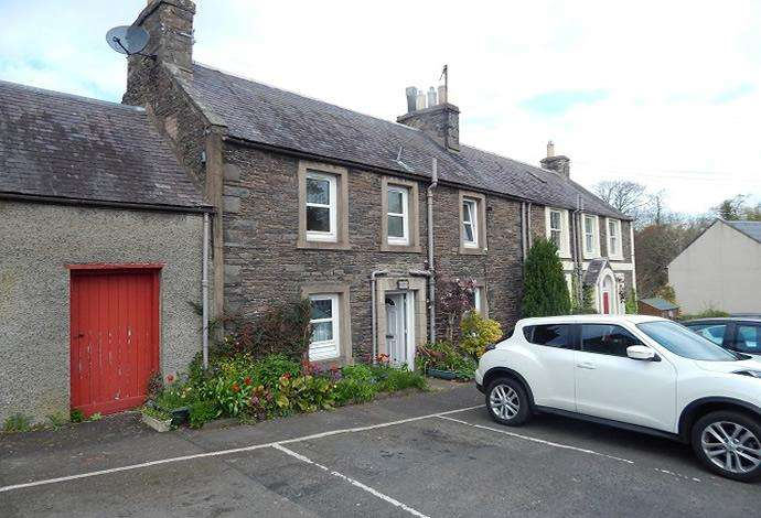 4 Bedrooms Terraced House for sale in 2 The Avenue, Lauder, TD2 6TD