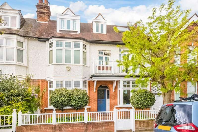 6 Bedrooms Semi Detached House for rent in Rusthall Avenue, London, W4