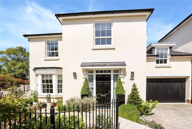 4 Bedrooms Detached House for sale in Elizabeth Place, Winchester, Hampshire, SO22