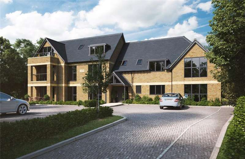 2 Bedrooms Flat for sale in Plot 5, Westlands, 13 Cumnor Hill, Oxford, OX2