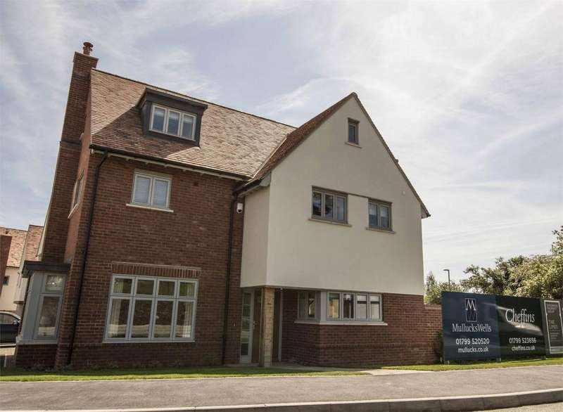 4 Bedrooms Detached House for sale in The Willows (Plot 31), The Limes, Gillon Way, Radwinter, Nr Saffron Walden