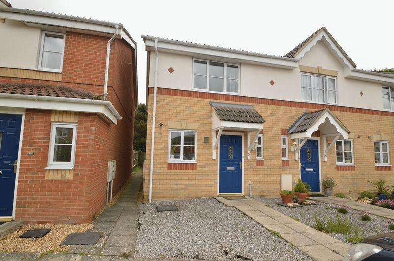2 Bedrooms Terraced House for sale in East Cowes, PO32 6FF